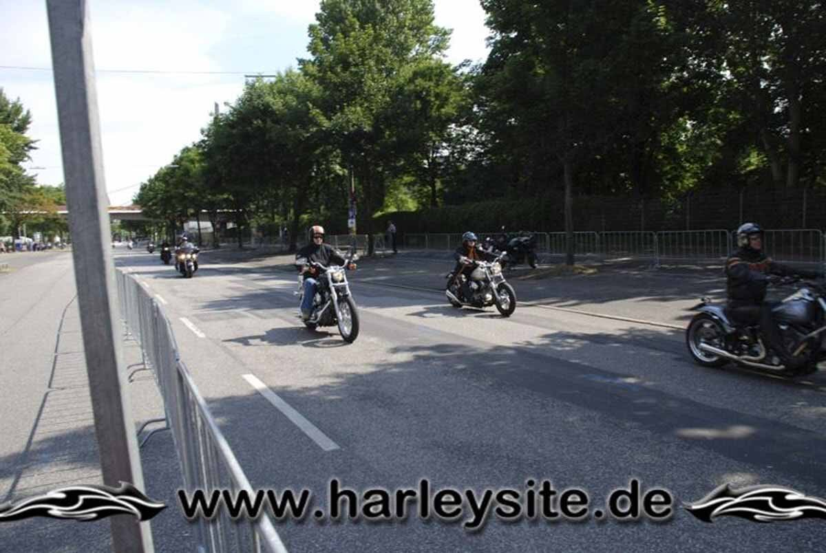Hamburg Harley Days 2008-Ausfahrt-199