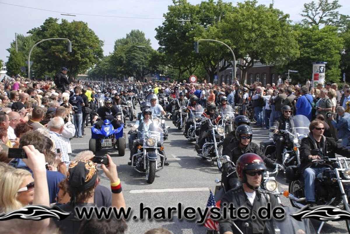 Hamburg Harley Days 2008-Ausfahrt-200