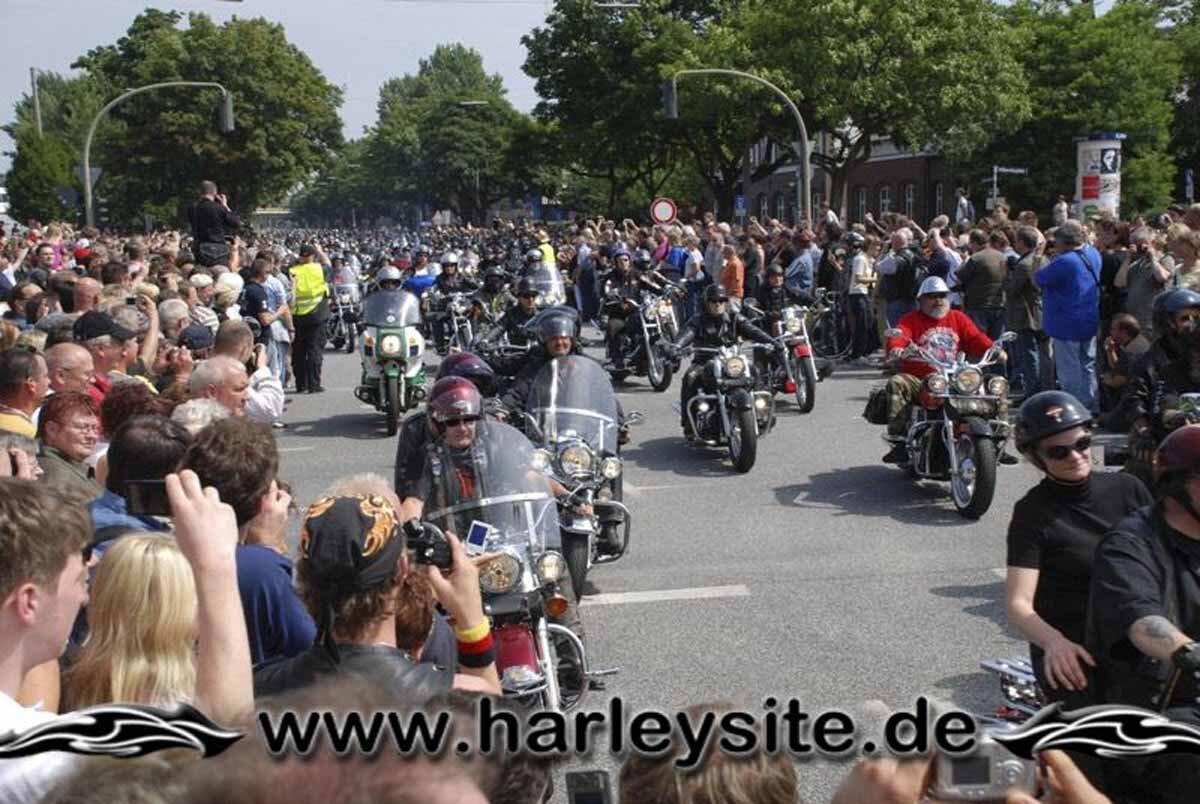 Hamburg Harley Days 2008-Ausfahrt-201
