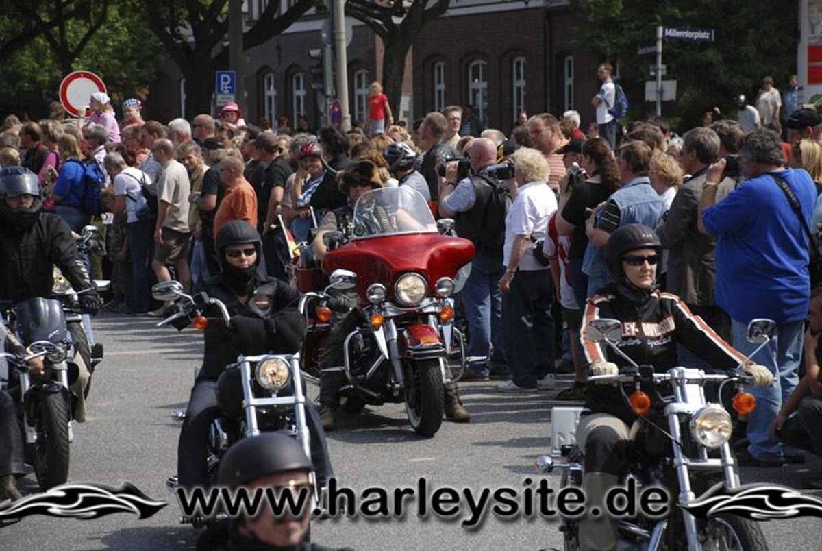 Hamburg Harley Days 2008-Ausfahrt-202