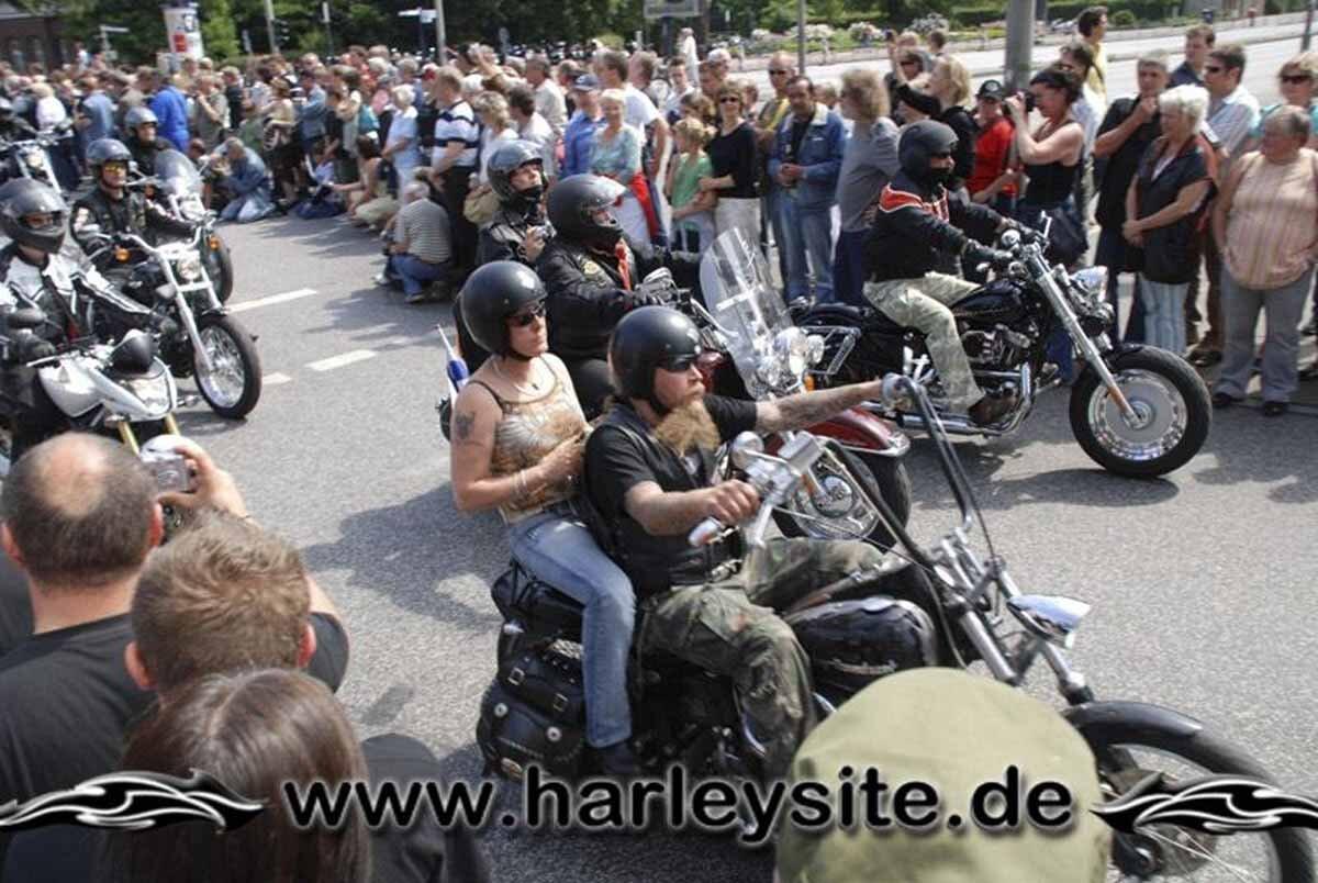 Hamburg Harley Days 2008-Ausfahrt-203