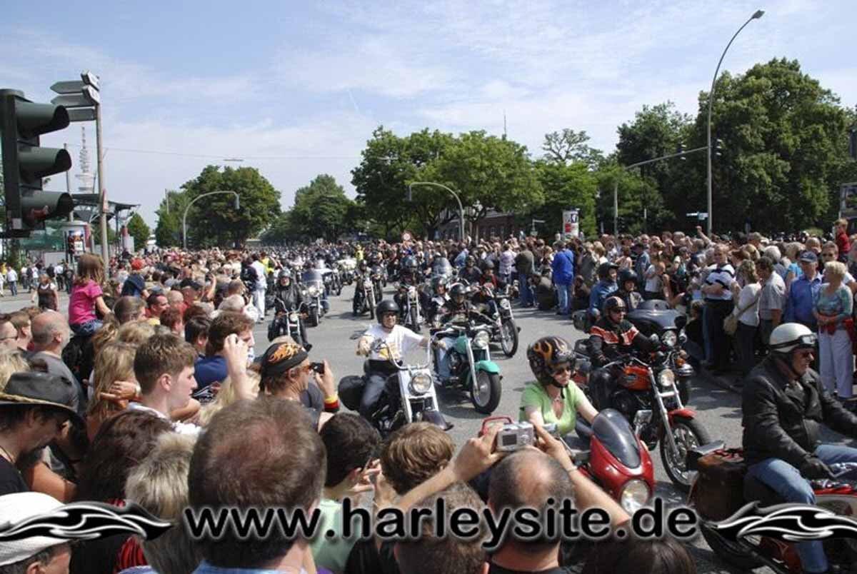 Hamburg Harley Days 2008-Ausfahrt-207