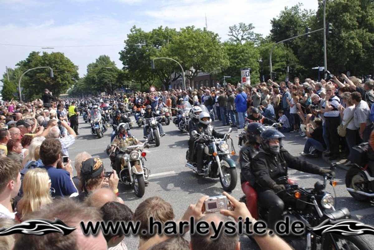 Hamburg Harley Days 2008-Ausfahrt-208