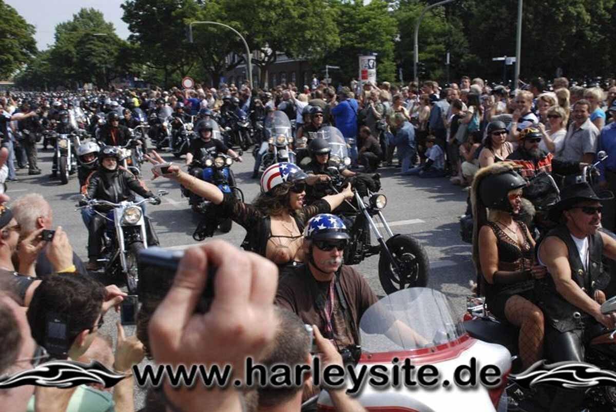 Hamburg Harley Days 2008-Ausfahrt-210