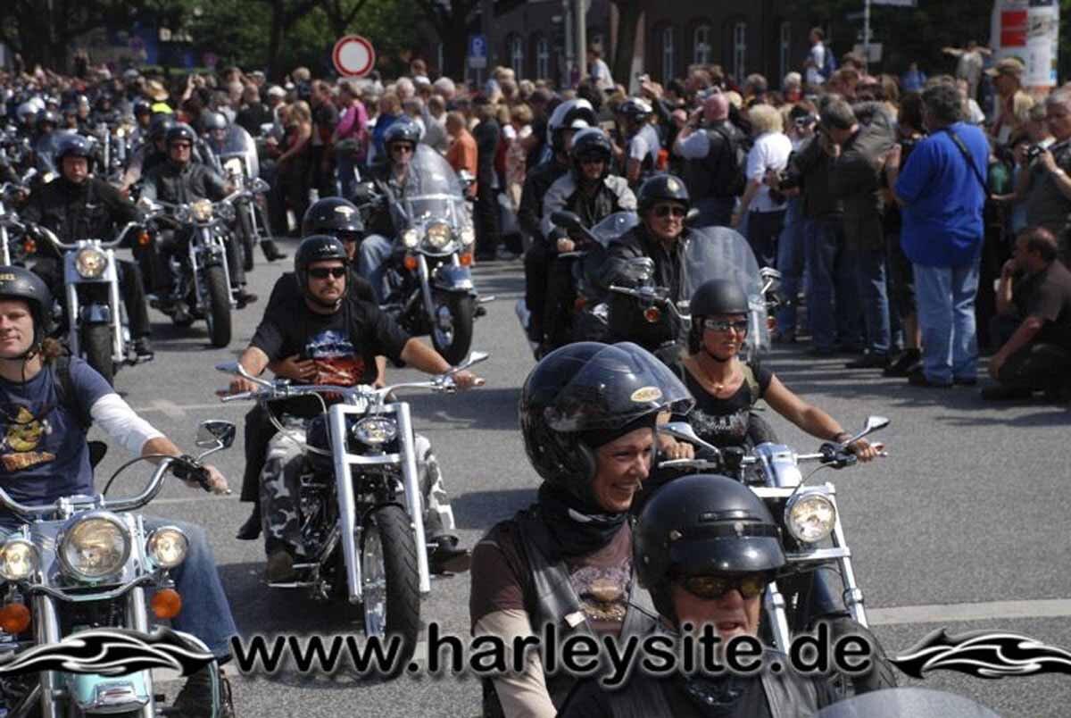Hamburg Harley Days 2008-Ausfahrt-211