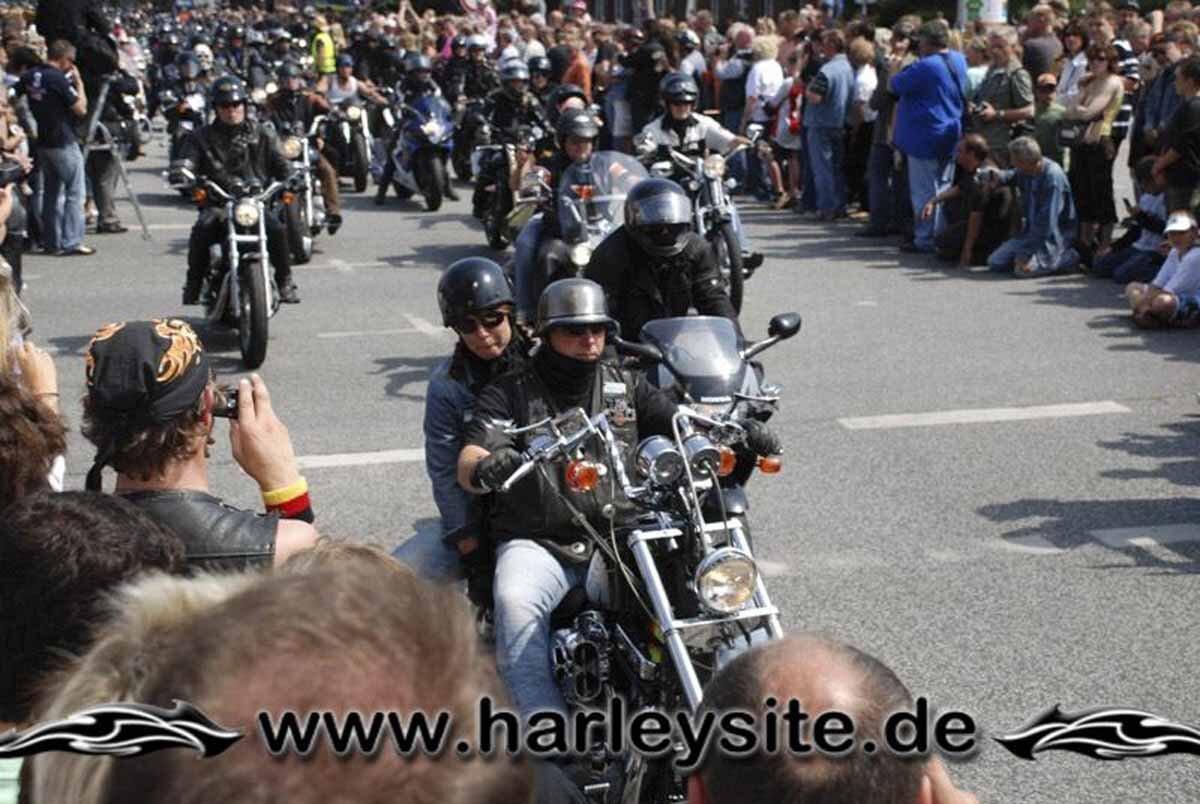 Hamburg Harley Days 2008-Ausfahrt-214