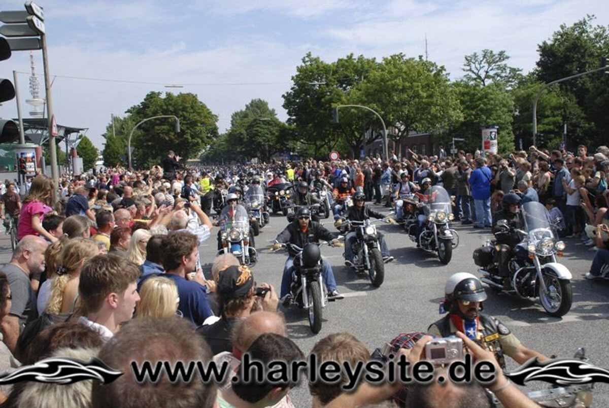 Hamburg Harley Days 2008-Ausfahrt-215