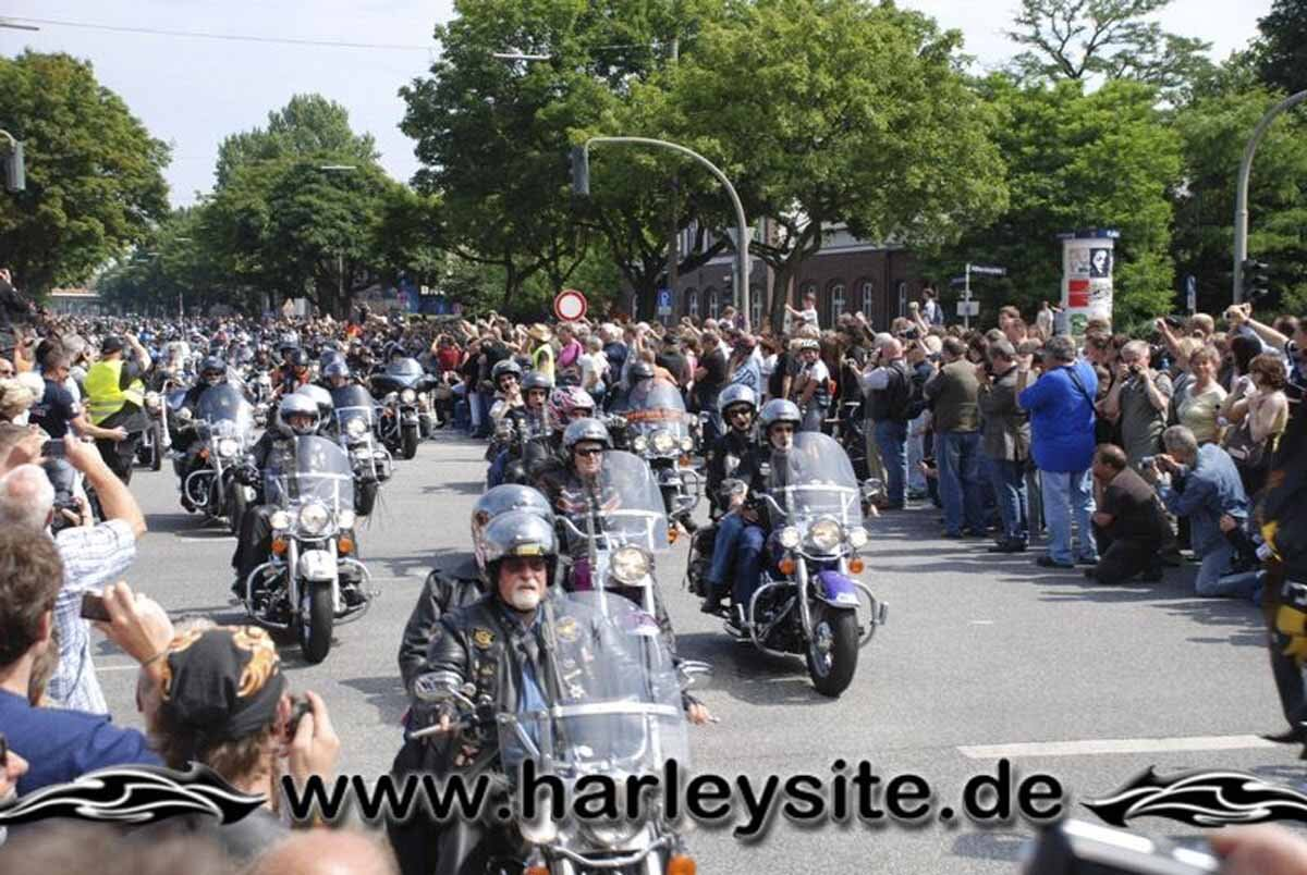 Hamburg Harley Days 2008-Ausfahrt-216