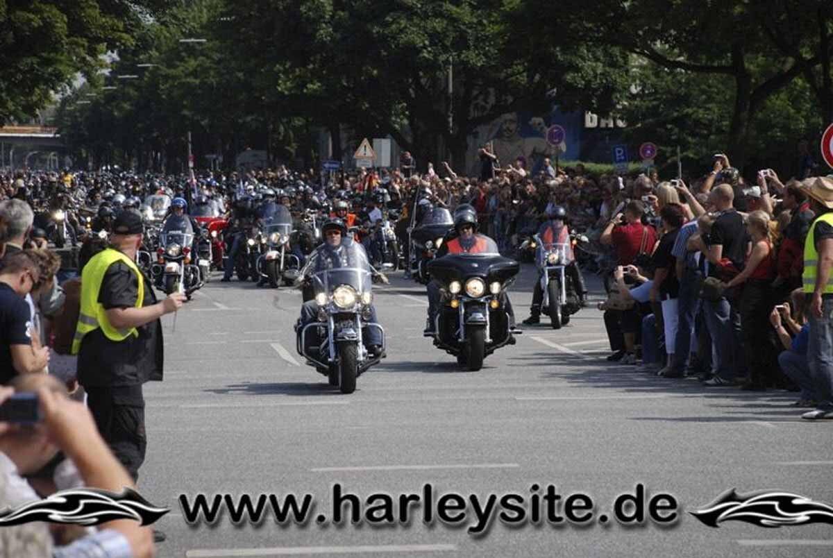 Hamburg Harley Days 2008-Ausfahrt-218
