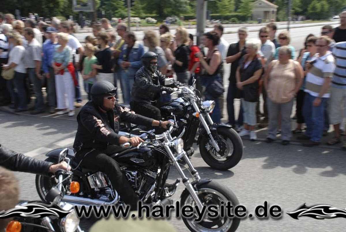 Hamburg Harley Days 2008-Ausfahrt-220