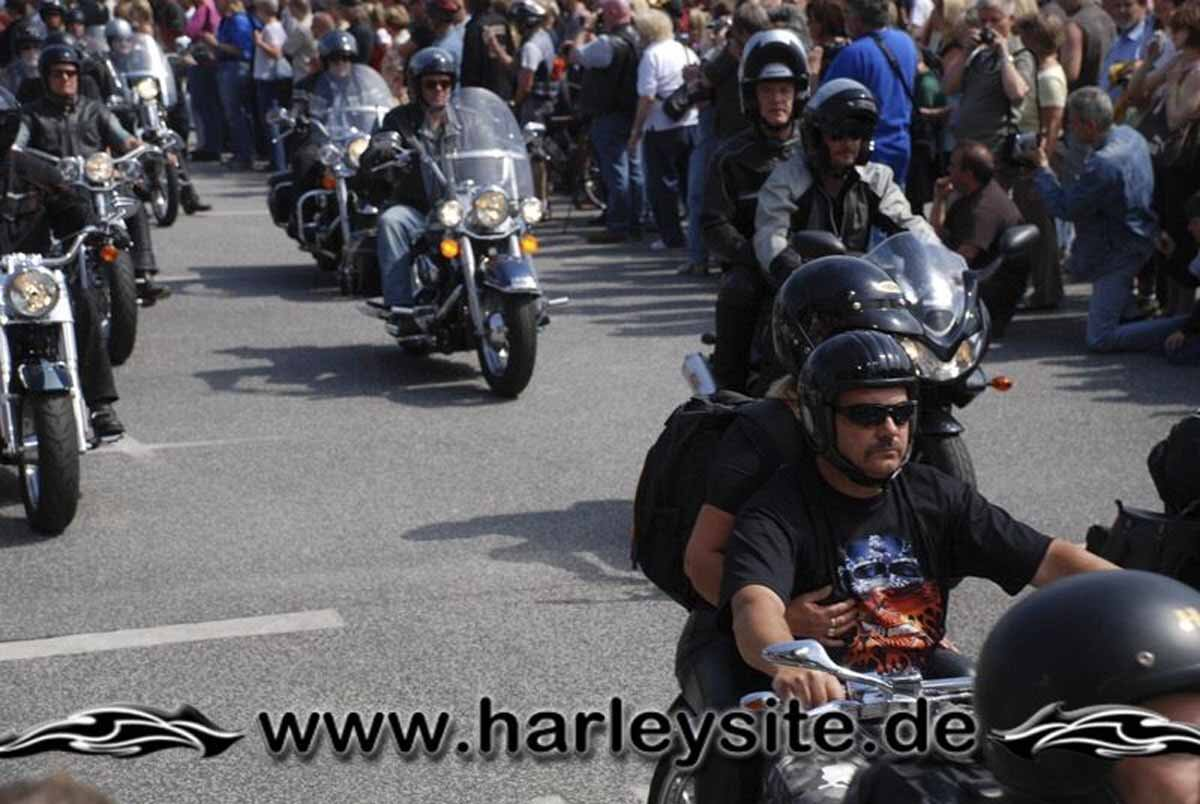 Hamburg Harley Days 2008-Ausfahrt-225