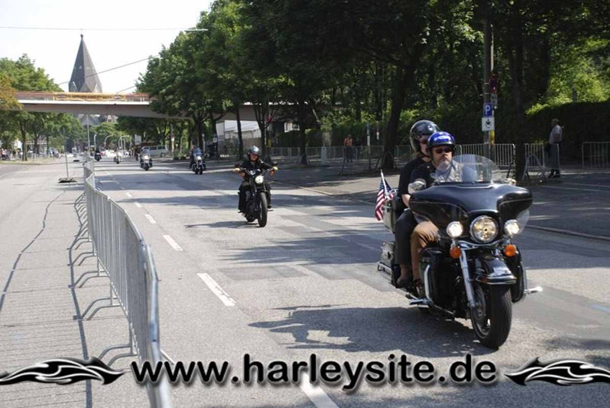 Hamburg Harley Days 2008-Ausfahrt-229