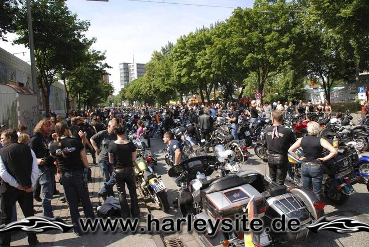 Hamburg Harley Days 2008-Ausfahrt-230