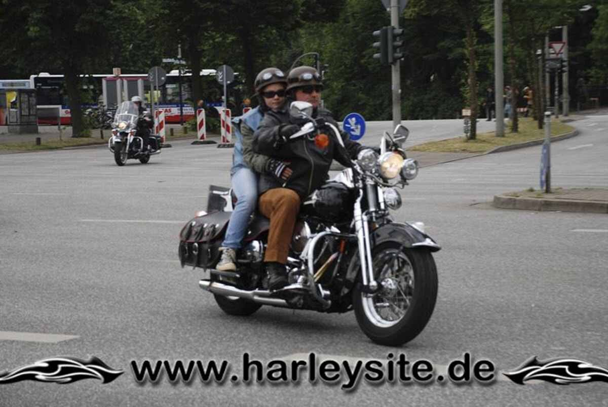 Hamburg Harley Days 2008-Ausfahrt-231