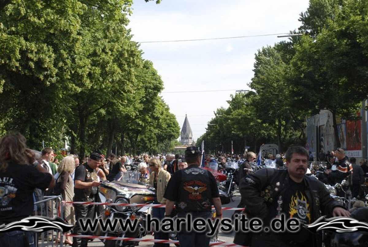 Hamburg Harley Days 2008-Ausfahrt-232
