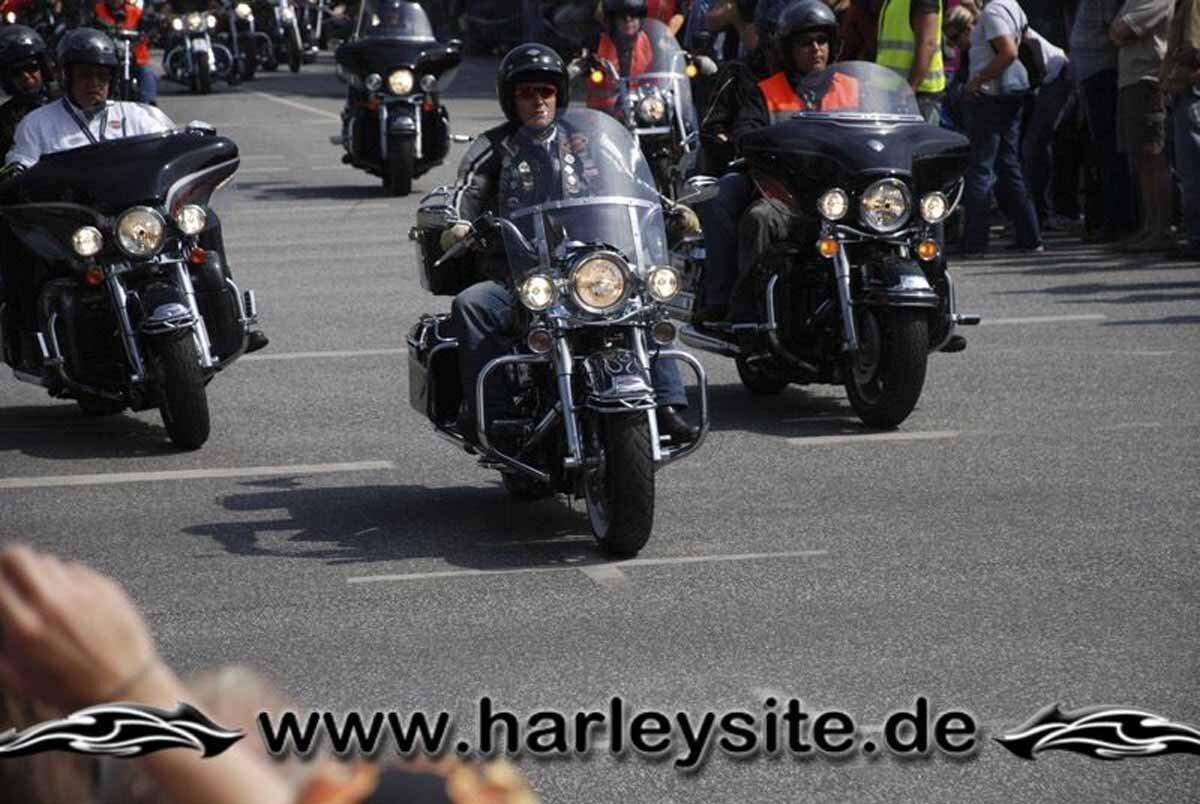Hamburg Harley Days 2008-Ausfahrt-234