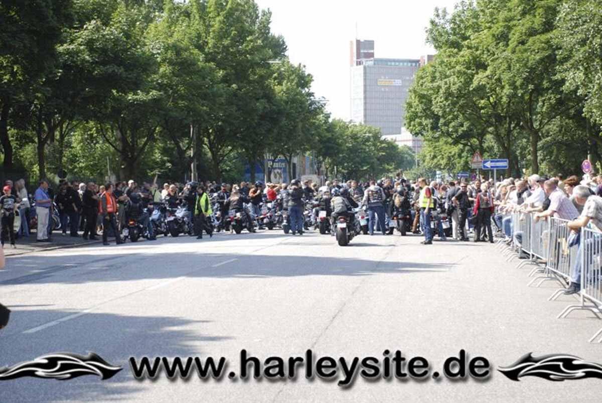 Hamburg Harley Days 2008-Ausfahrt-235