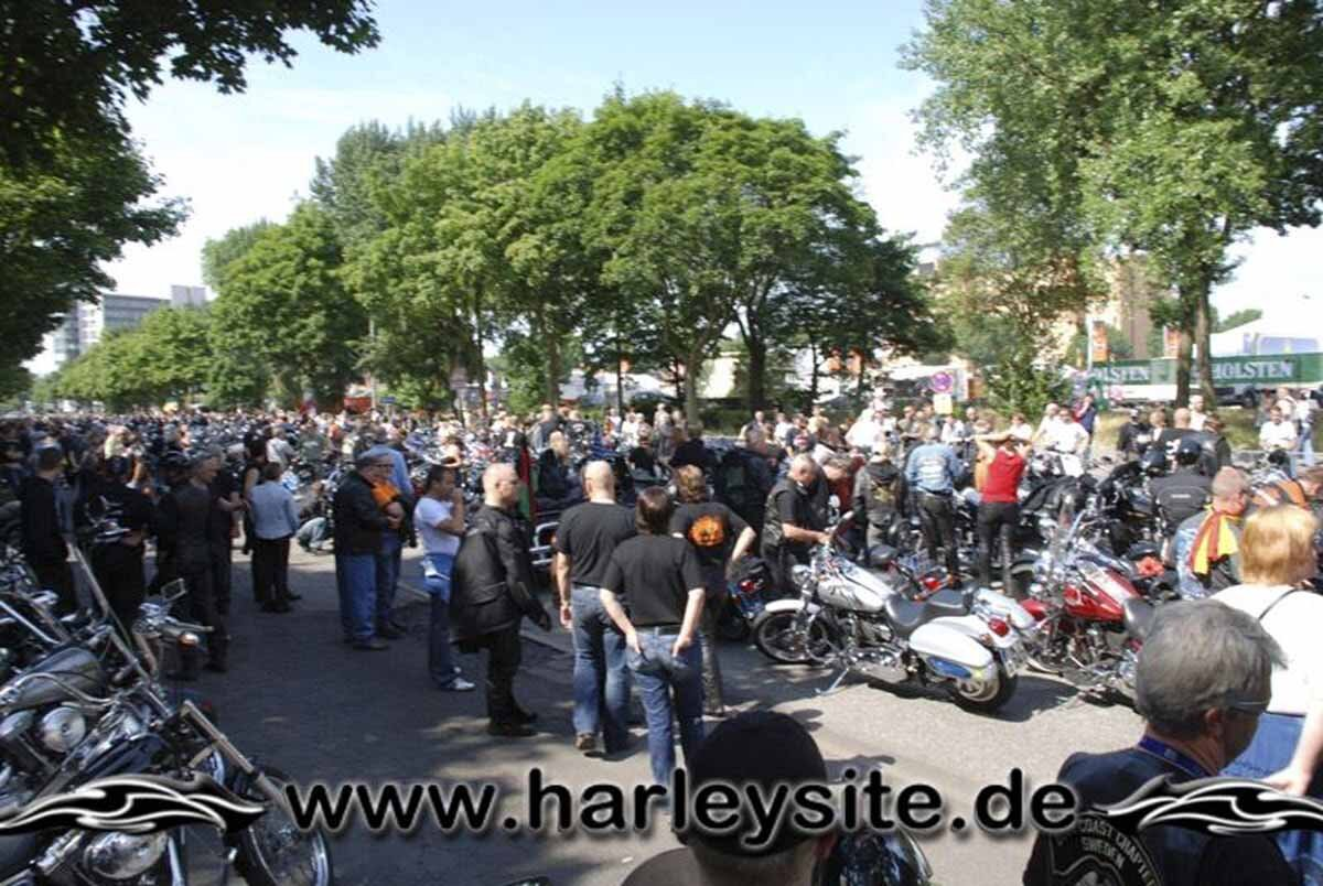Hamburg Harley Days 2008-Ausfahrt-236