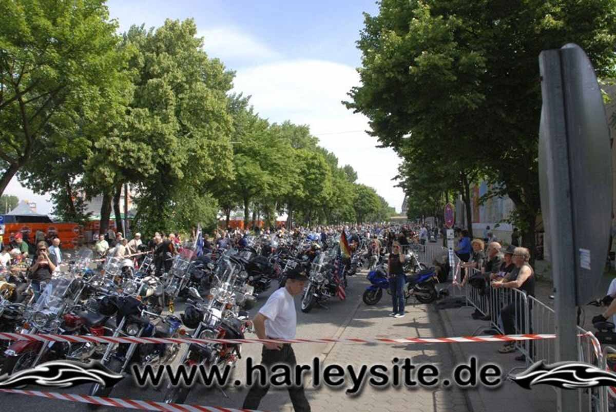 Hamburg Harley Days 2008-Ausfahrt-237