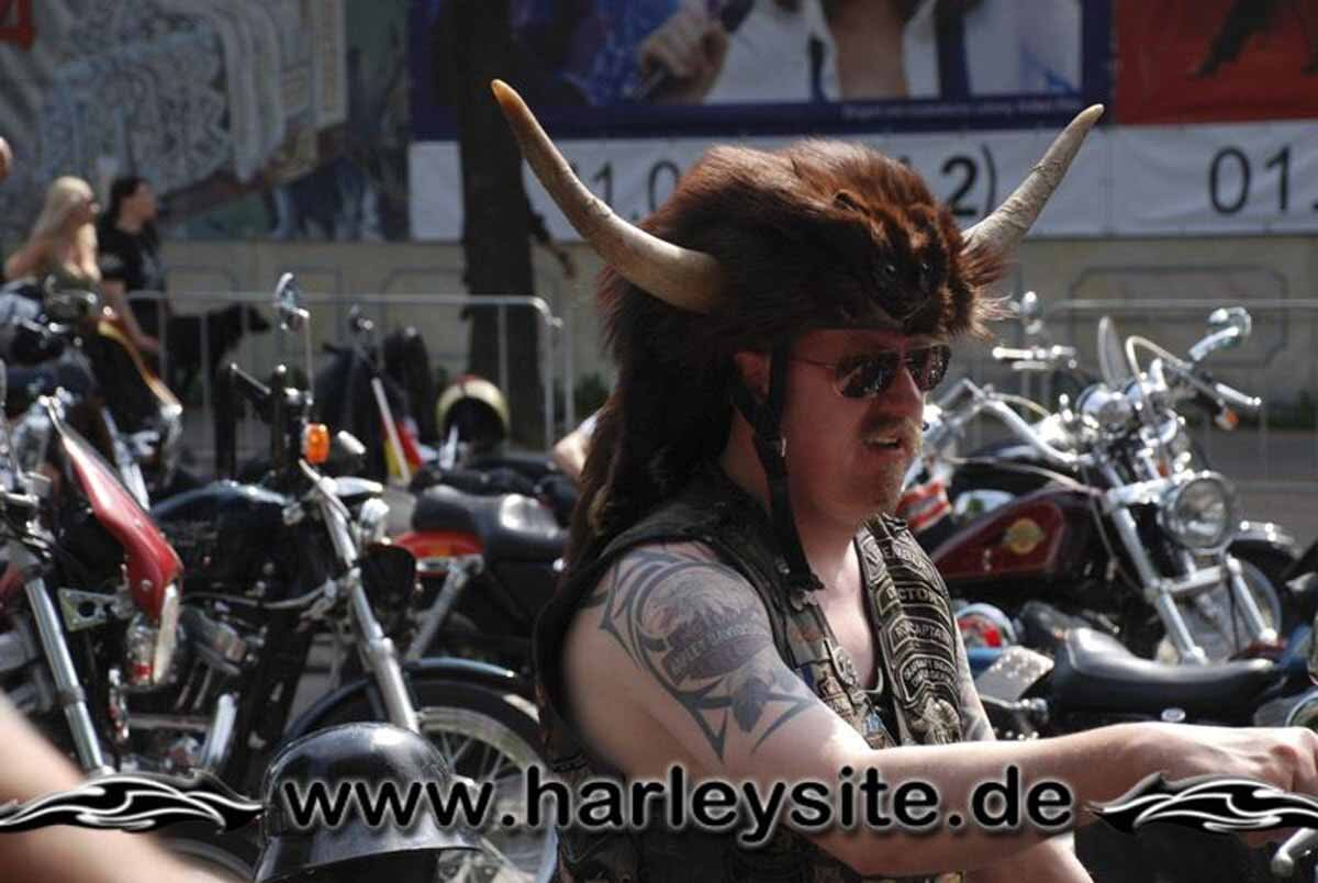 Hamburg Harley Days 2008-Ausfahrt-238