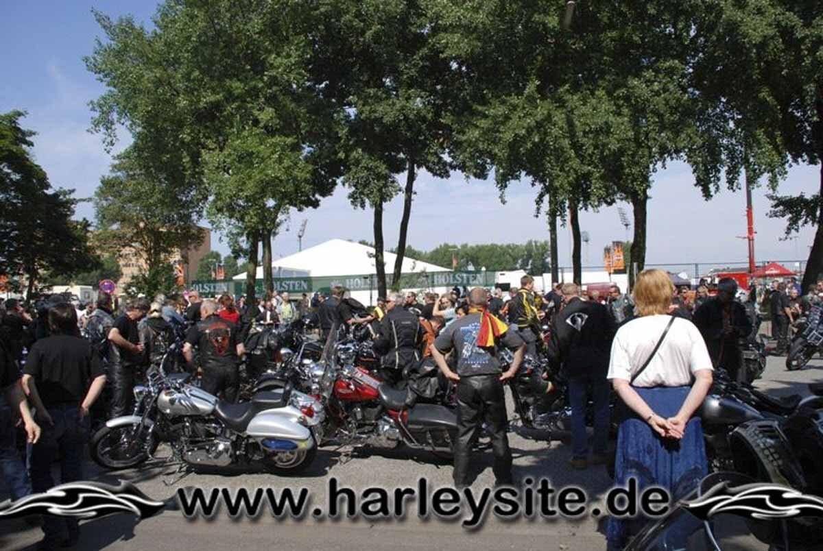 Hamburg Harley Days 2008-Ausfahrt-239