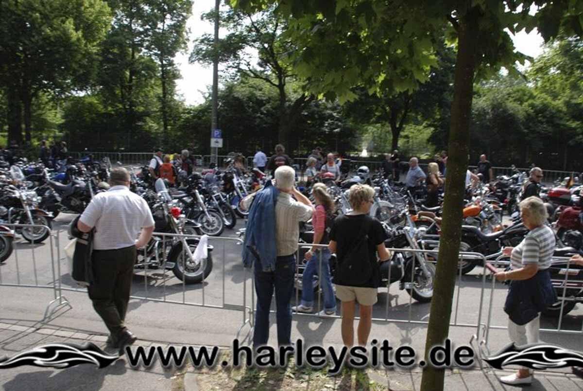 Hamburg Harley Days 2008-Ausfahrt-241