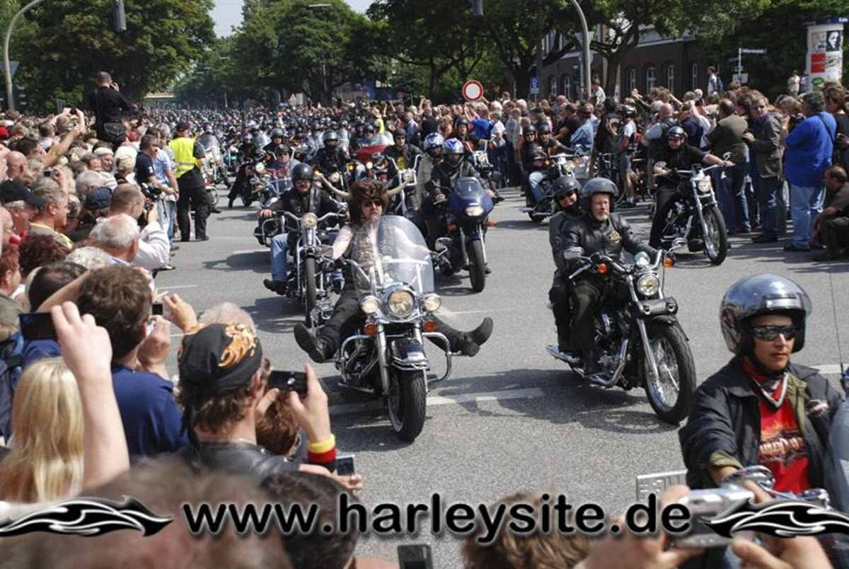 Hamburg Harley Days 2008-Ausfahrt-243