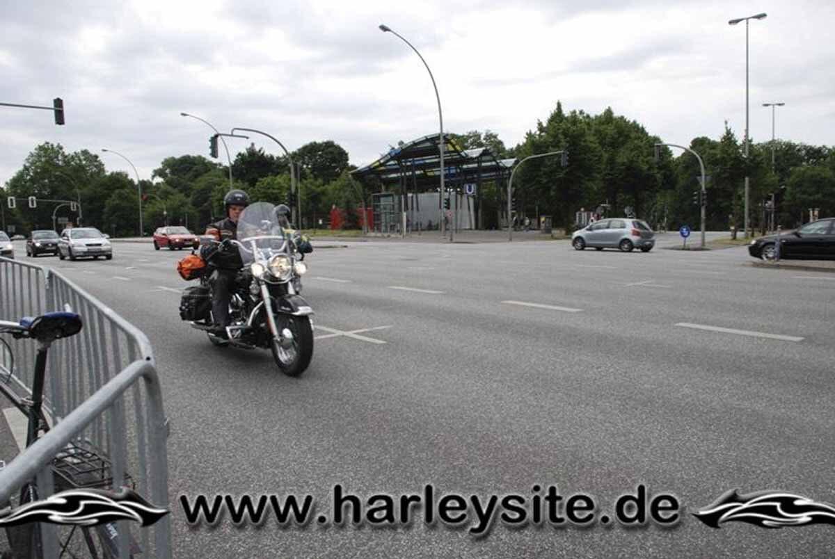 Hamburg Harley Days 2008-Ausfahrt-246