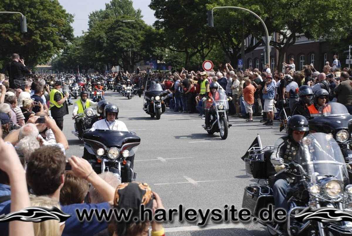 Hamburg Harley Days 2008-Ausfahrt-247