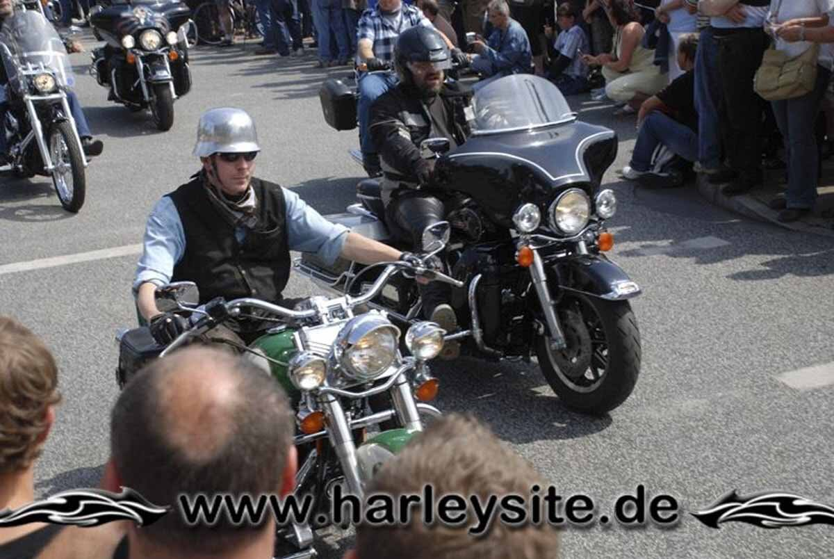 Hamburg Harley Days 2008-Ausfahrt-248