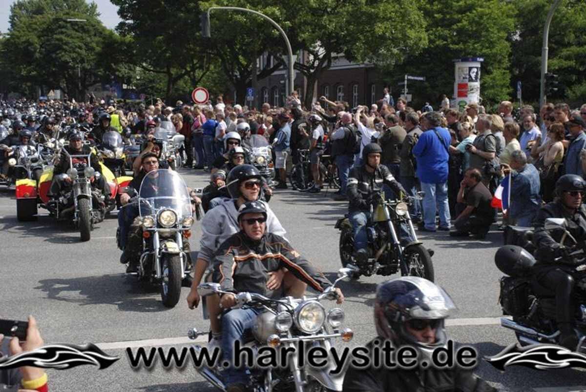 Hamburg Harley Days 2008-Ausfahrt-249