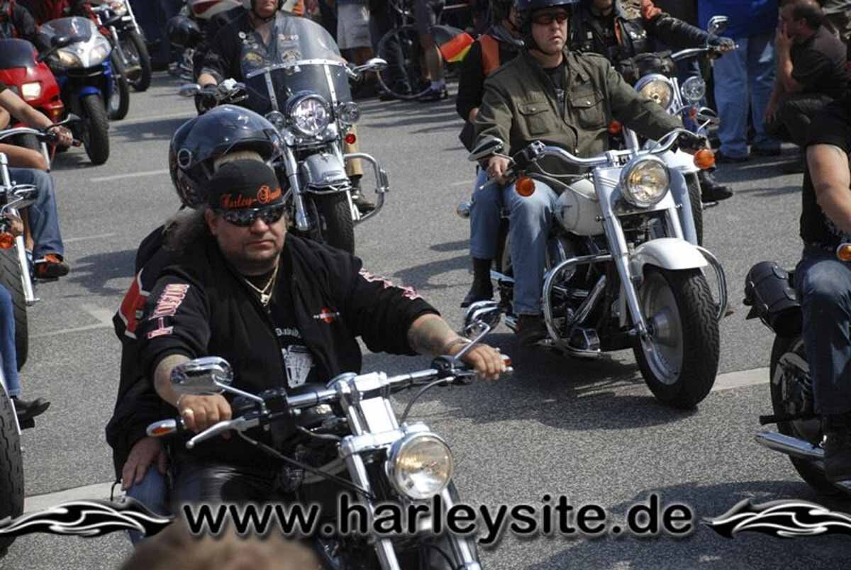 Hamburg Harley Days 2008-Ausfahrt-250