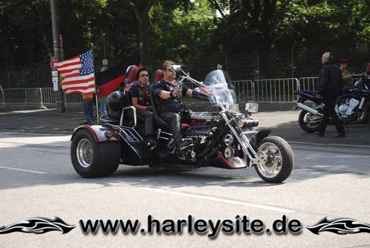 Hamburg Harley Days 2008-Ausfahrt-255