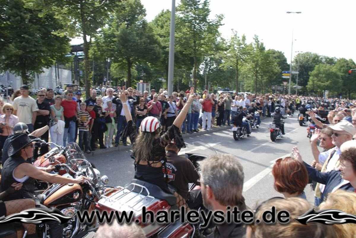 Hamburg Harley Days 2008-Ausfahrt-256