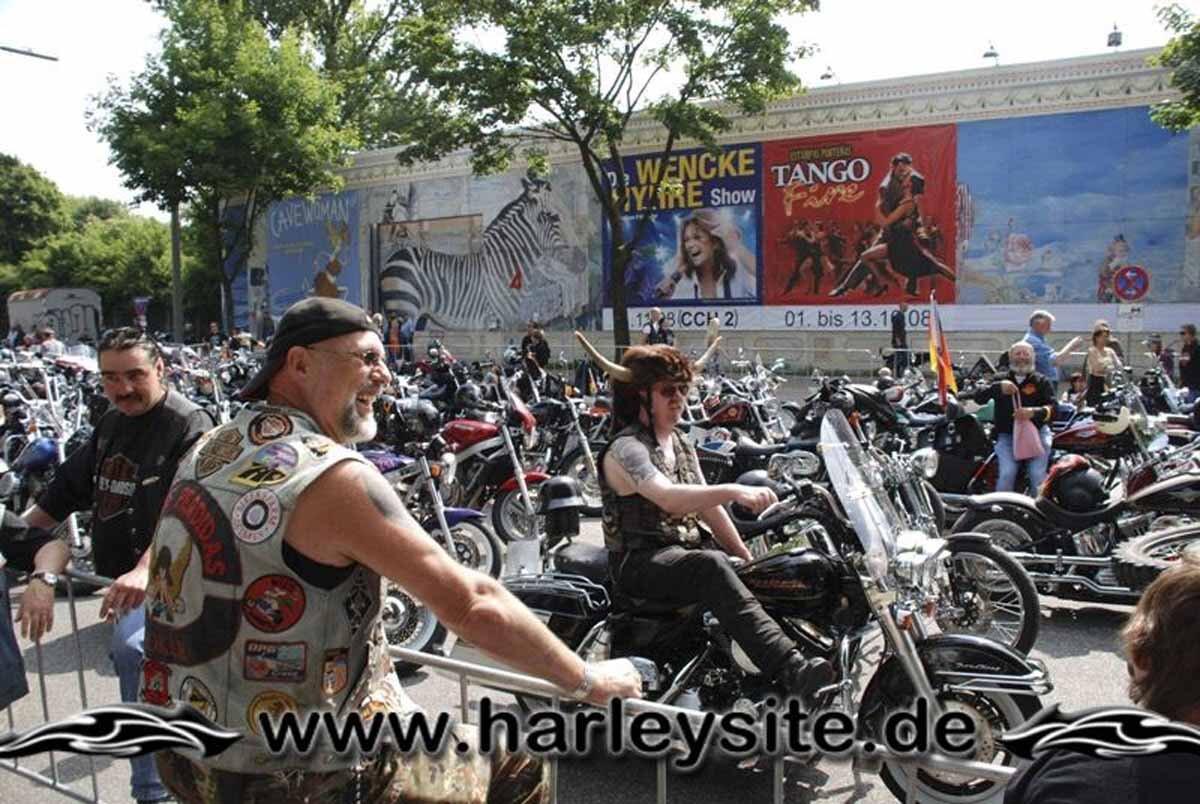 Hamburg Harley Days 2008-Ausfahrt-261