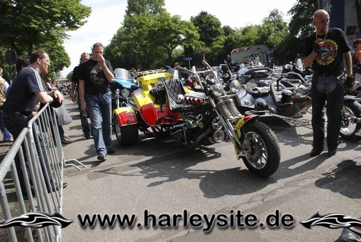 Hamburg Harley Days 2008-Ausfahrt-262