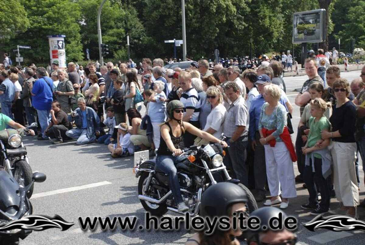 Hamburg Harley Days 2008-Ausfahrt-264