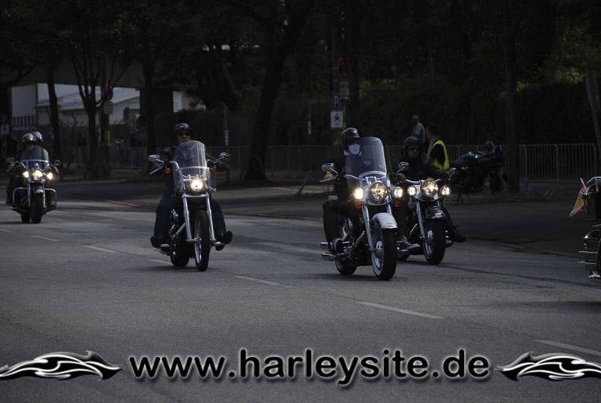 Hamburg Harley Days 2008-Ausfahrt-265