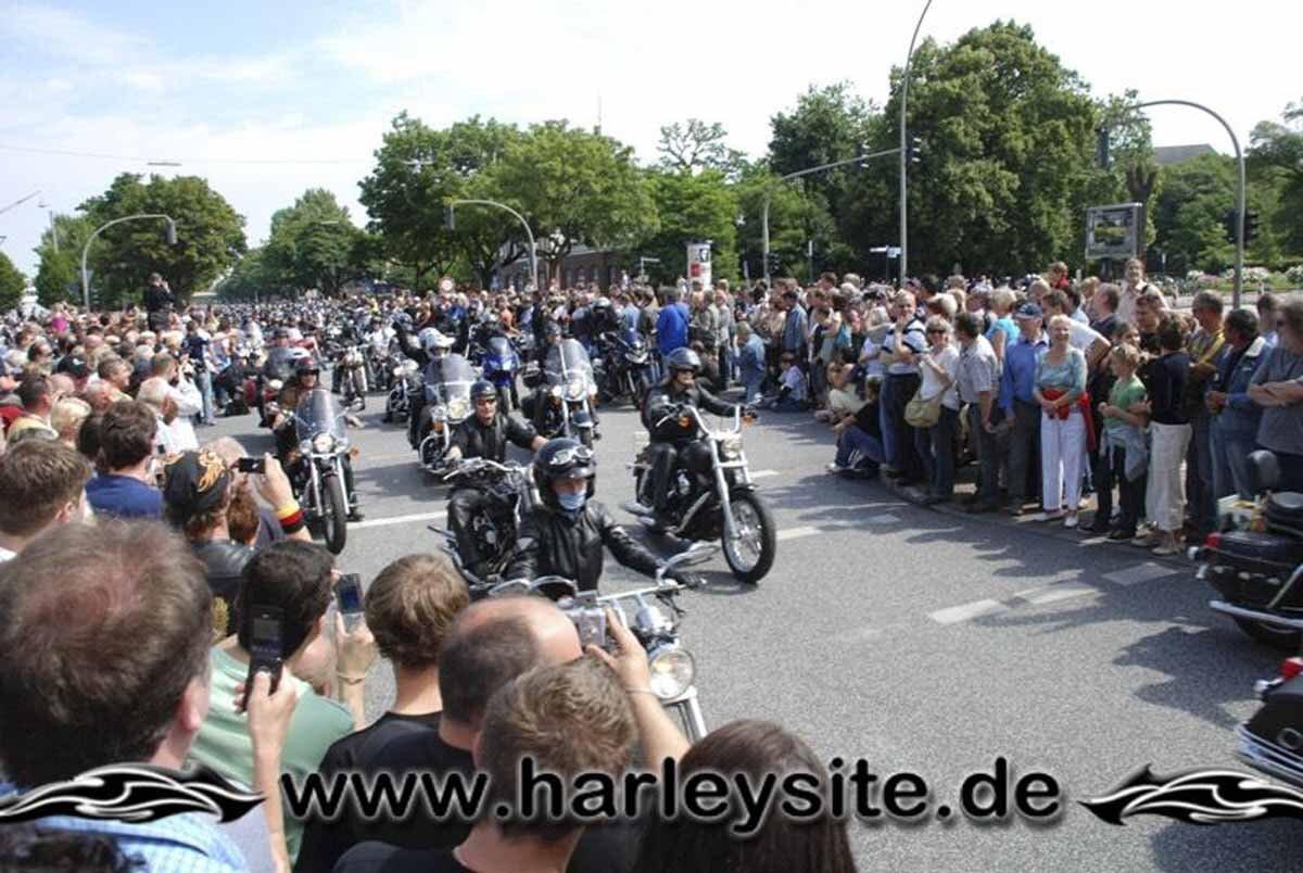 Hamburg Harley Days 2008-Ausfahrt-267