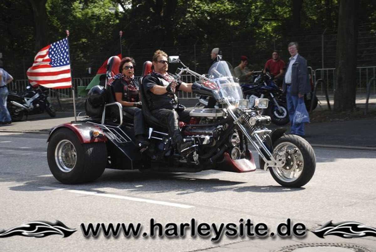 Hamburg Harley Days 2008-Ausfahrt-268