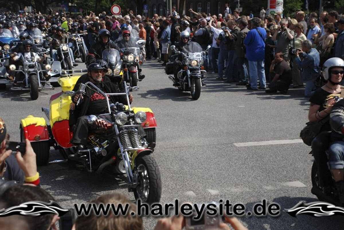 Hamburg Harley Days 2008-Ausfahrt-271