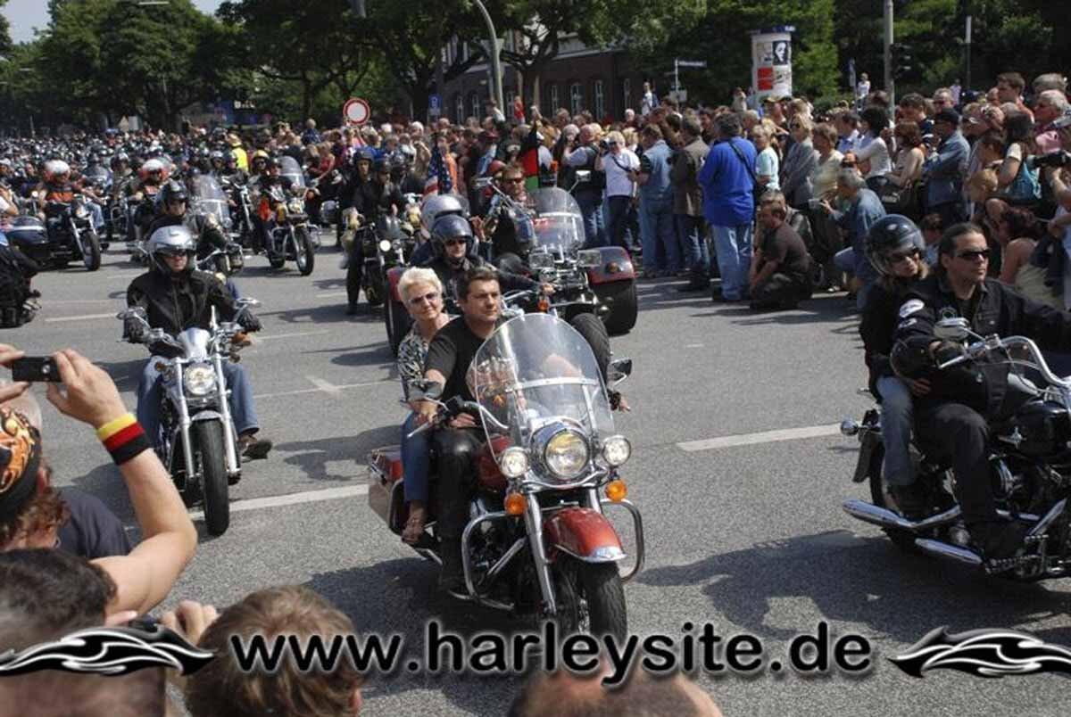Hamburg Harley Days 2008-Ausfahrt-274