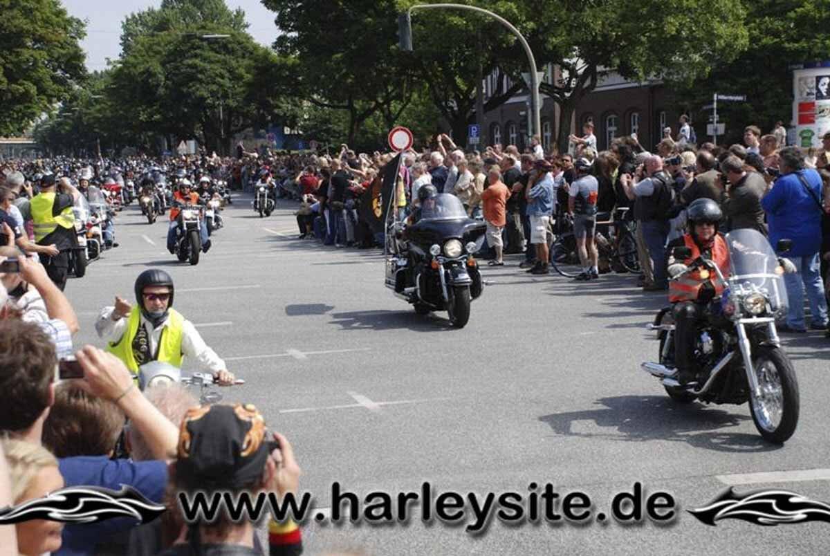 Hamburg Harley Days 2008-Ausfahrt-275