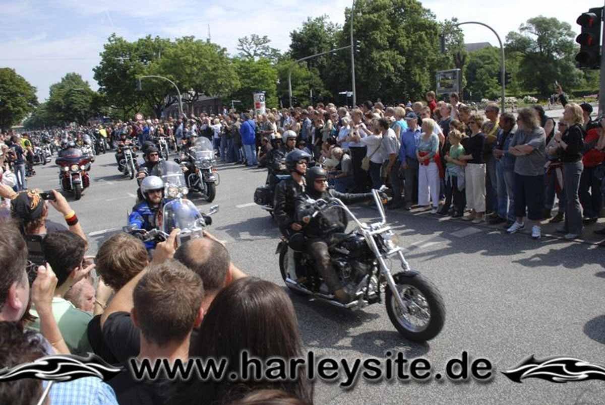 Hamburg Harley Days 2008-Ausfahrt-277
