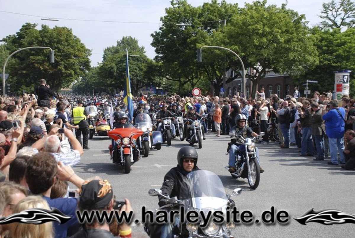 Hamburg Harley Days 2008-Ausfahrt-279