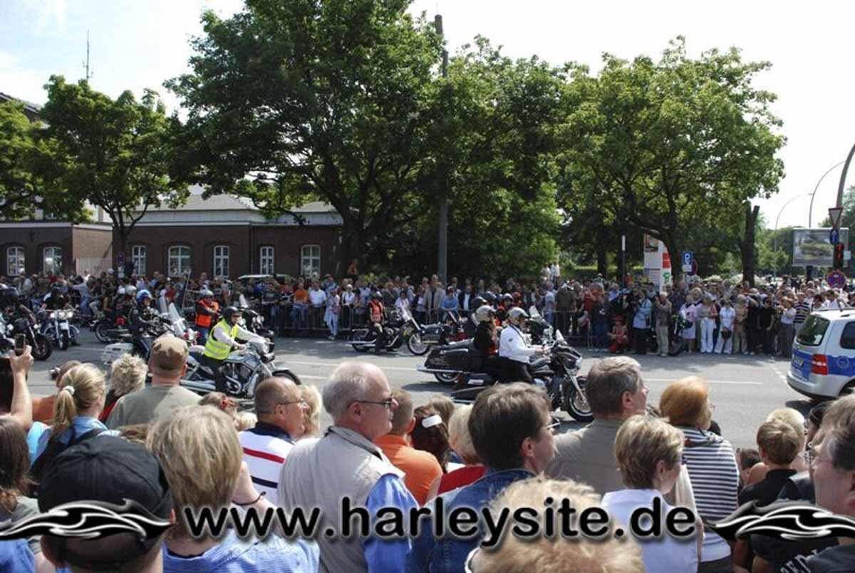 Hamburg Harley Days 2008-Ausfahrt-280