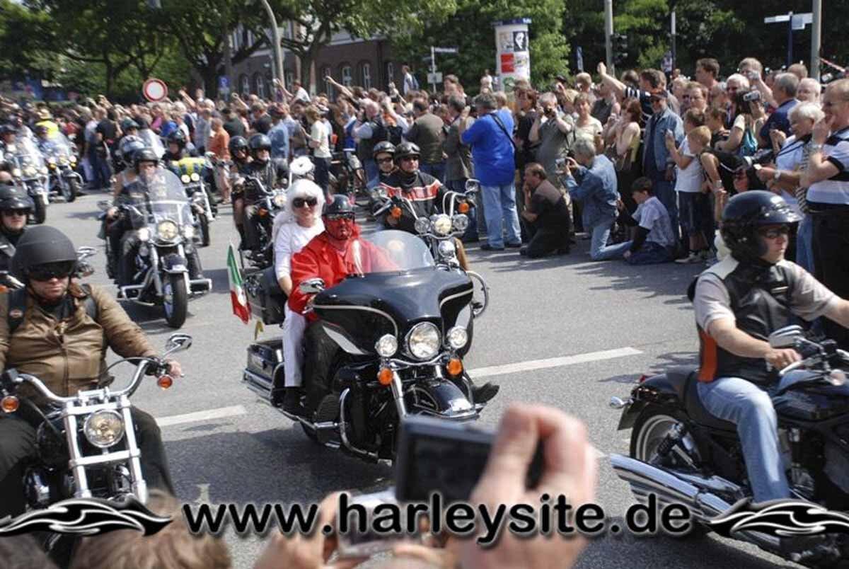 Hamburg Harley Days 2008-Ausfahrt-281