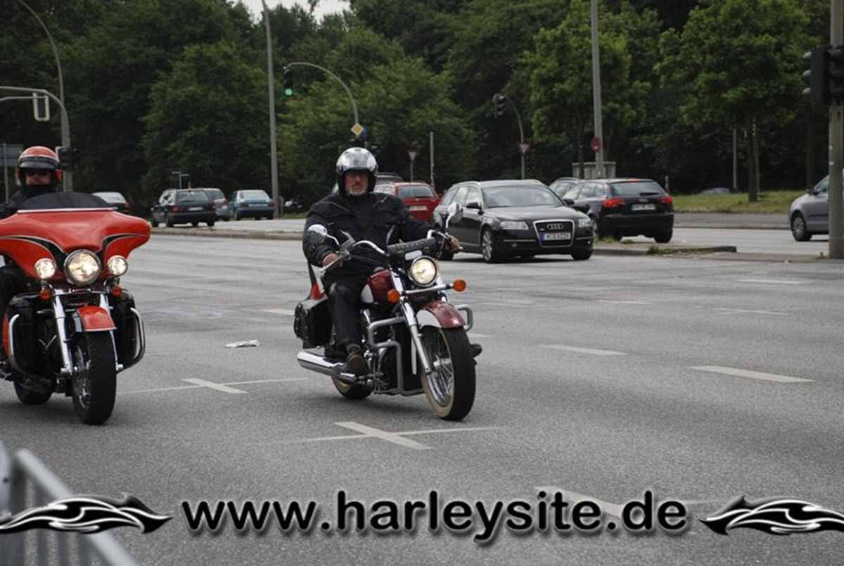 Hamburg Harley Days 2008-Ausfahrt-285