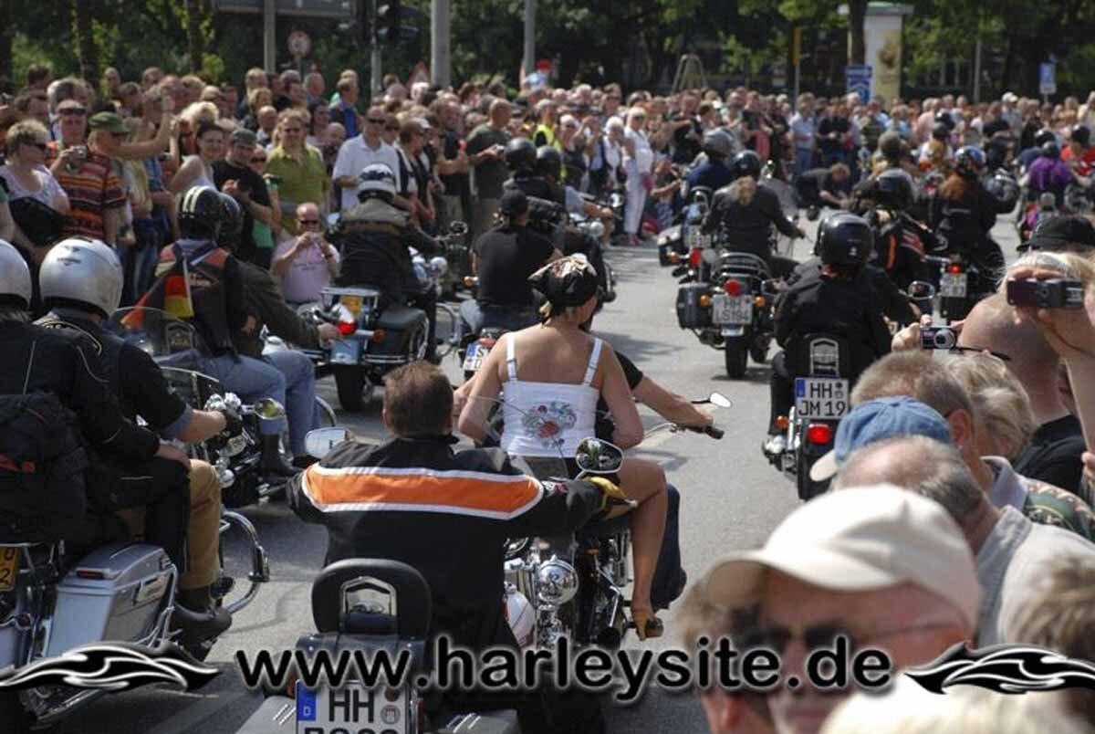 Hamburg Harley Days 2008-Ausfahrt-289