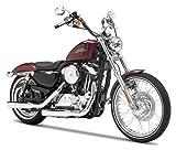 Harley Davidson Modell, 2012 XL 1200V Sevety-Two (31), Maisto Motorrad...